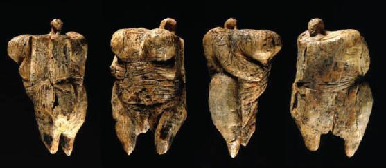 Vénus de la grotte d`Hohle Fels